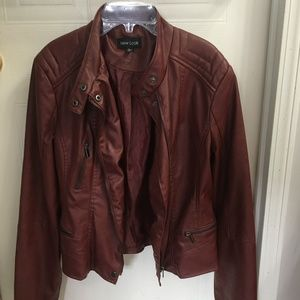 New Look - Faux Leather Jacket